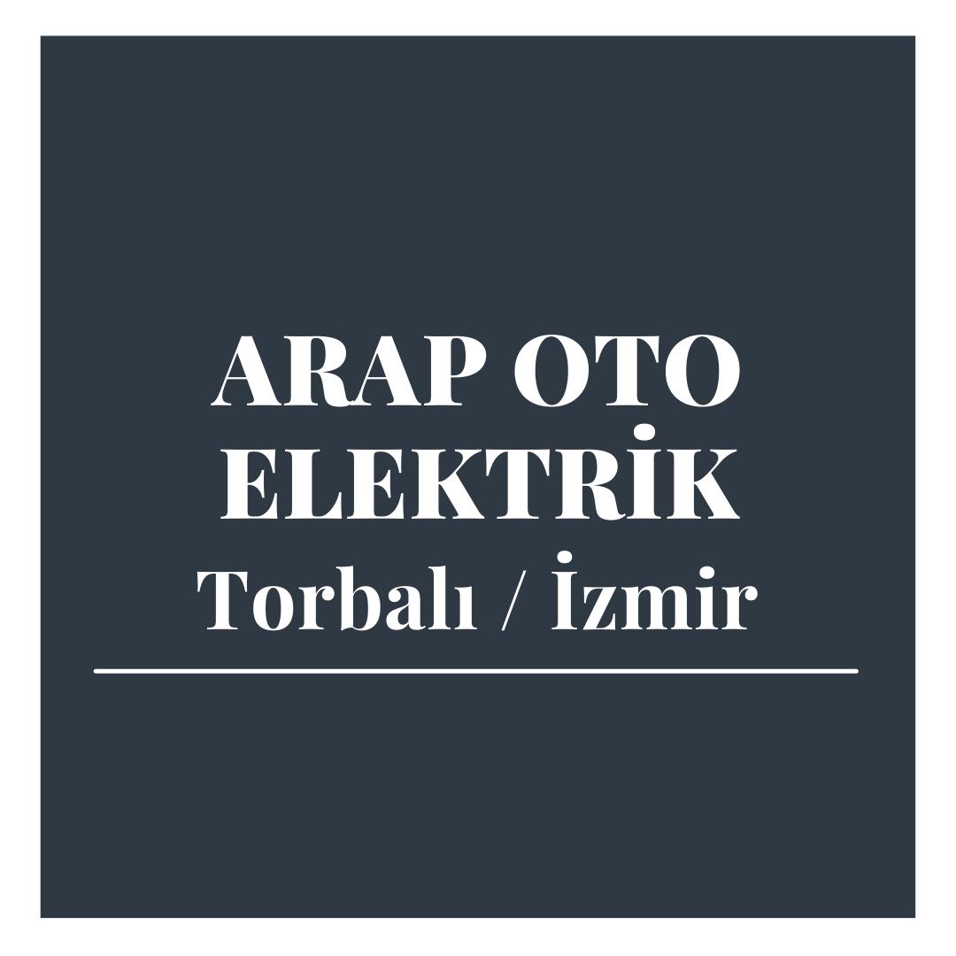 Arap Oto Elektrik - İzmir