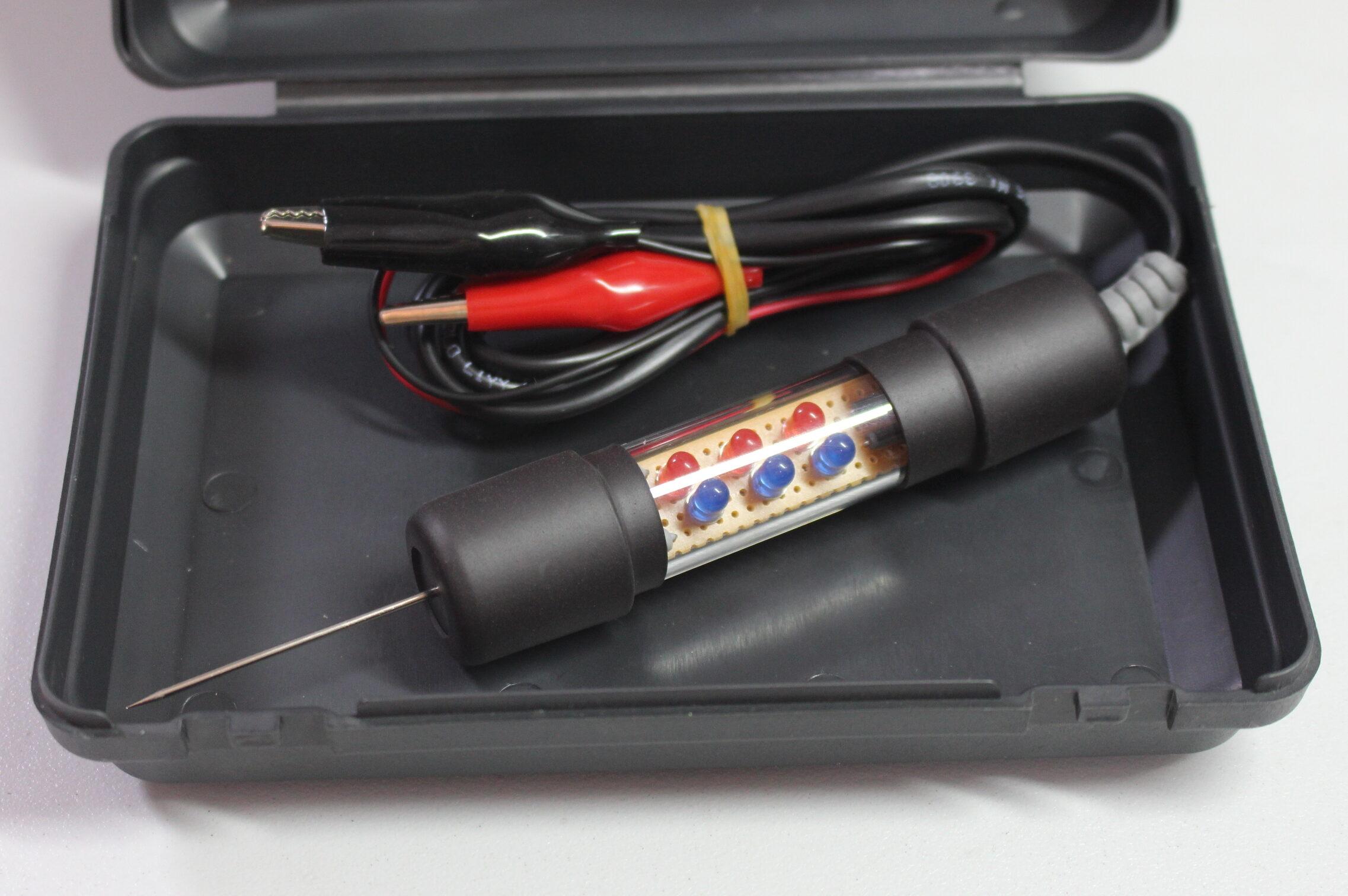 Enjektör Test ve Kontrol Kalemi